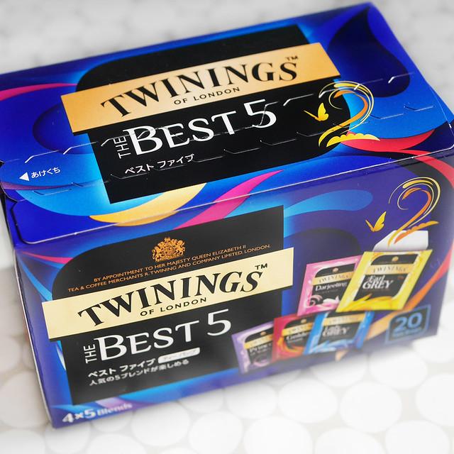 1080 Twinings Best 5