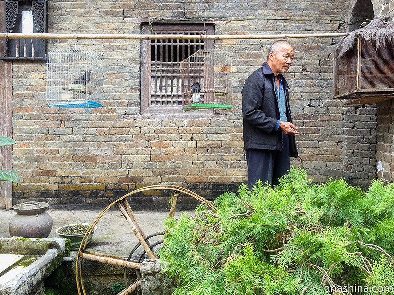 Дом-музей семьи Пань в Яншо, Китай, Гуйлинь
