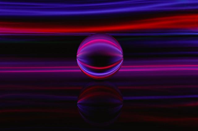 Mysterious ball