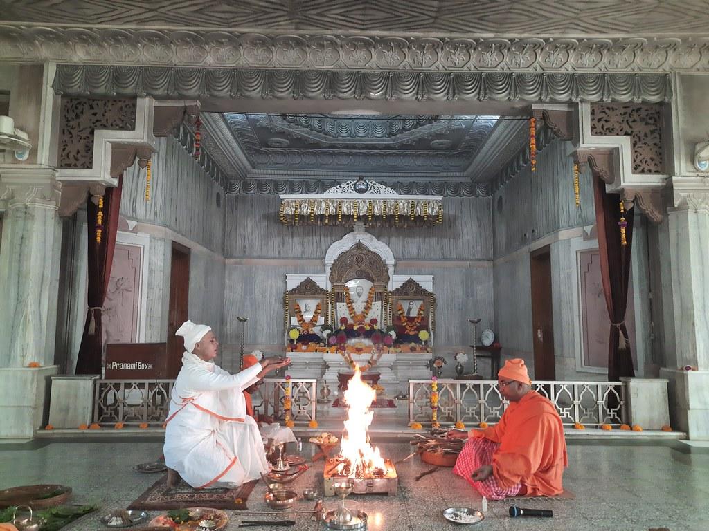 Swamiji's Tithi Puja (36)