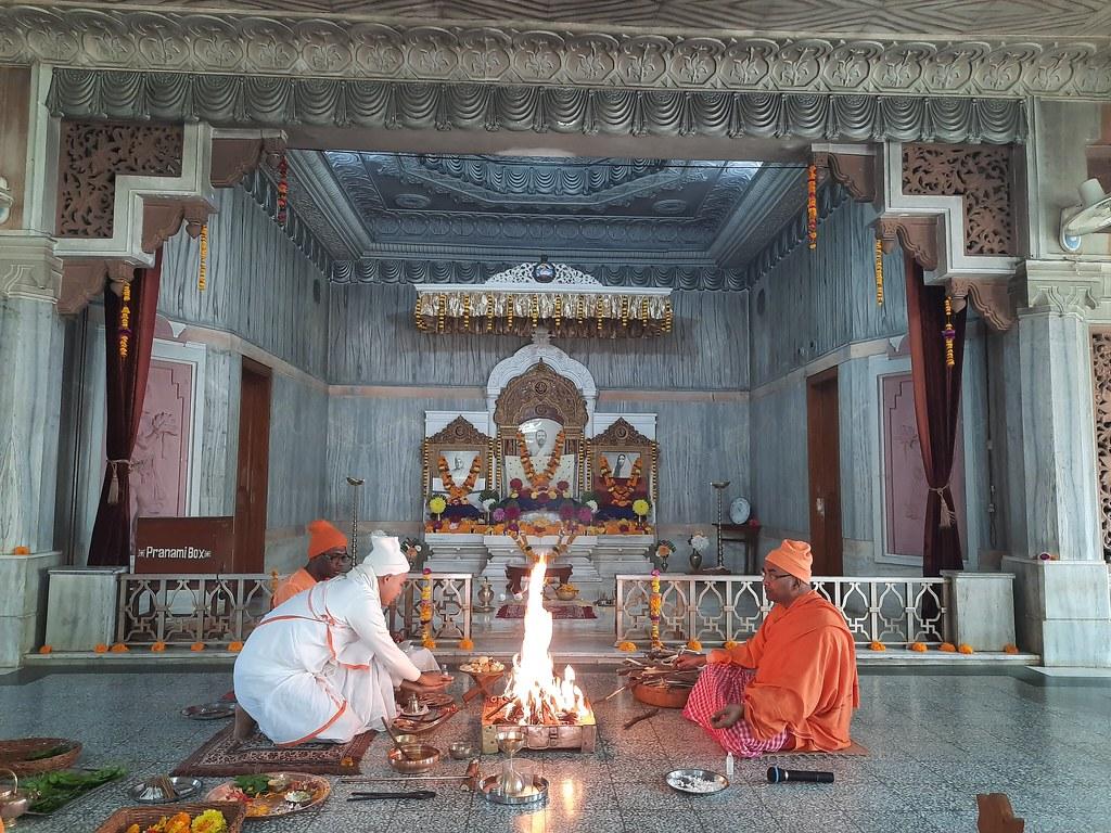 Swamiji's Tithi Puja (37)
