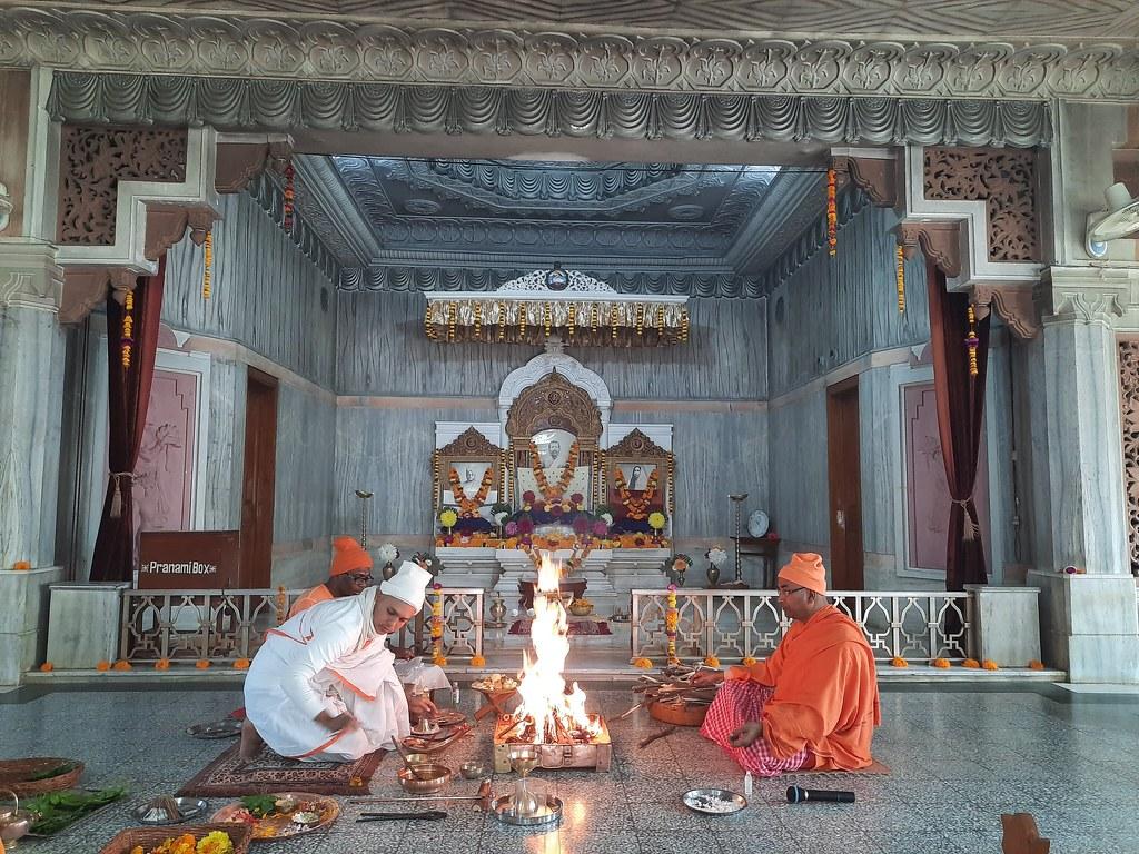 Swamiji's Tithi Puja (38)