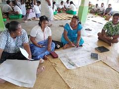 Island Strategic Plan (ISP) consultation, Nanumea Island_TCAP