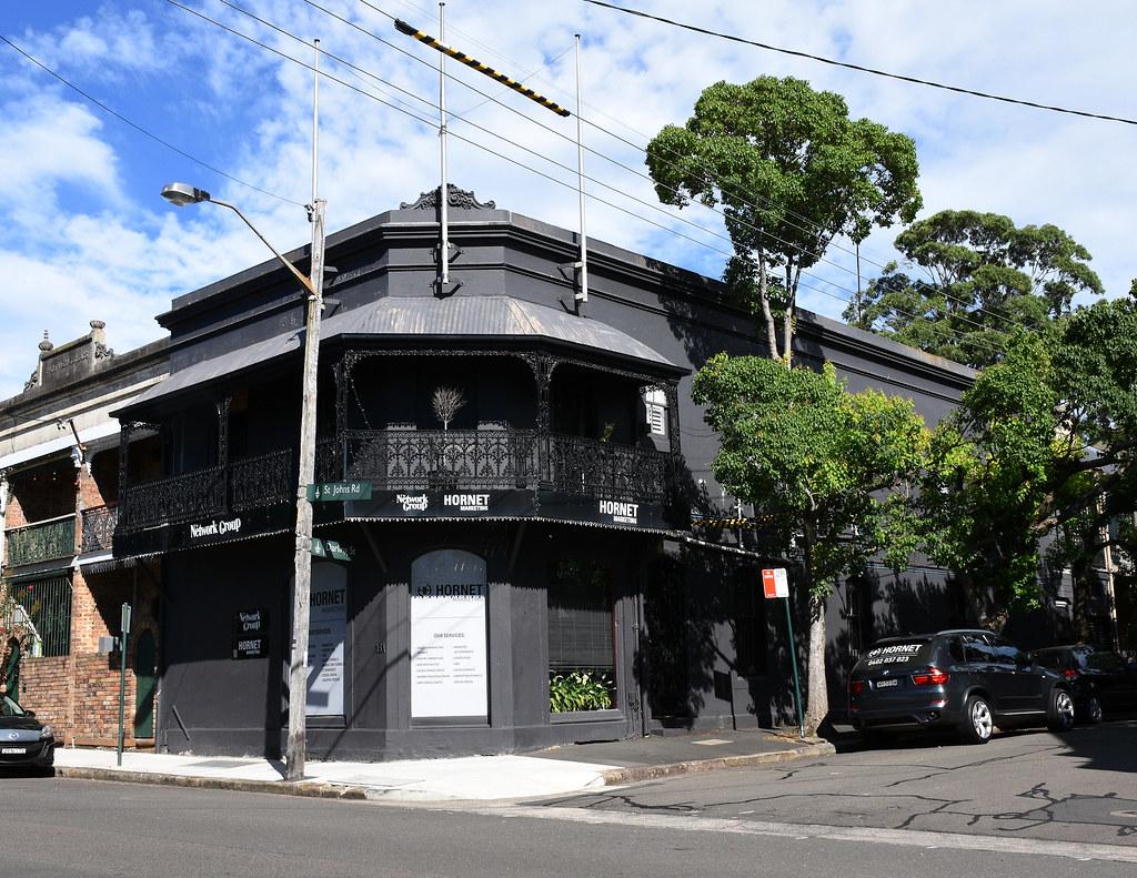 Former Shop, Glebe, NSW.