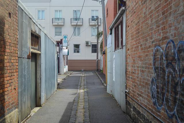 Carlton Alley - October 2020