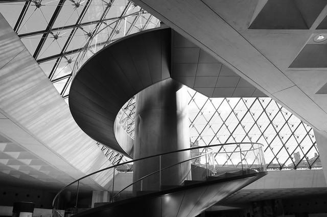 Travelling Memories : Inside The Louvre, Paris 2019