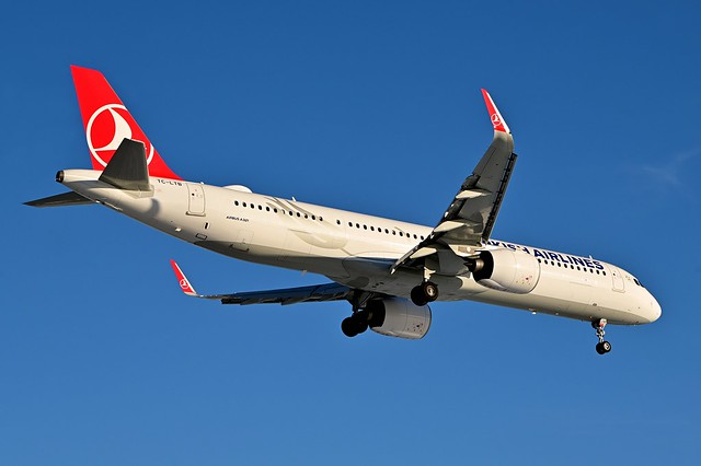 TC-LTB A321-271NX cn 10125 THY 210213 Schiphol 1002