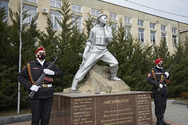 15.02.2021г. 32 года со дня вывода советских войск из Афганистана
