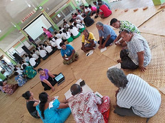 Island Strategic Plan (ISP) consultation, Nanumea Island_TCAP_III