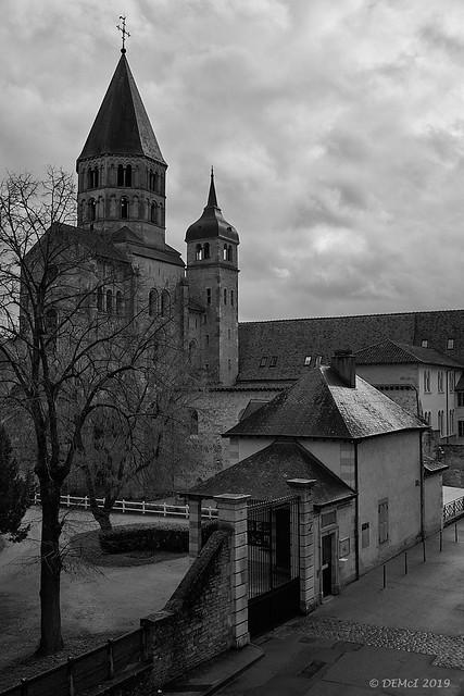 Cluny Abbey Church