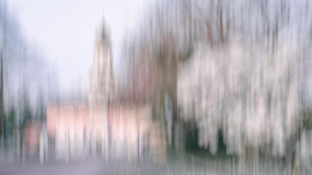 Frühling am Jeverschen Schloss
