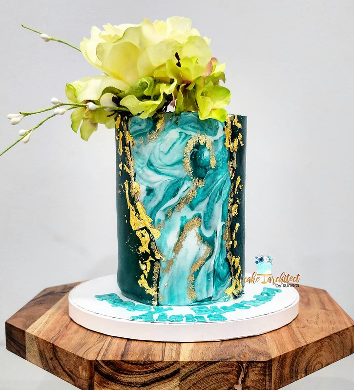 Cake from Cake Architect By Sunera