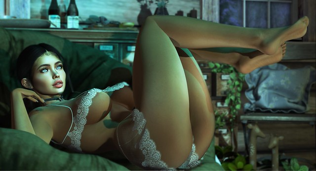 Dinner is ready ...(sensuality)