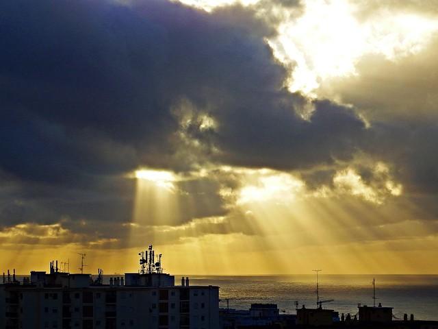 Los rayos del sol 15-2-2021