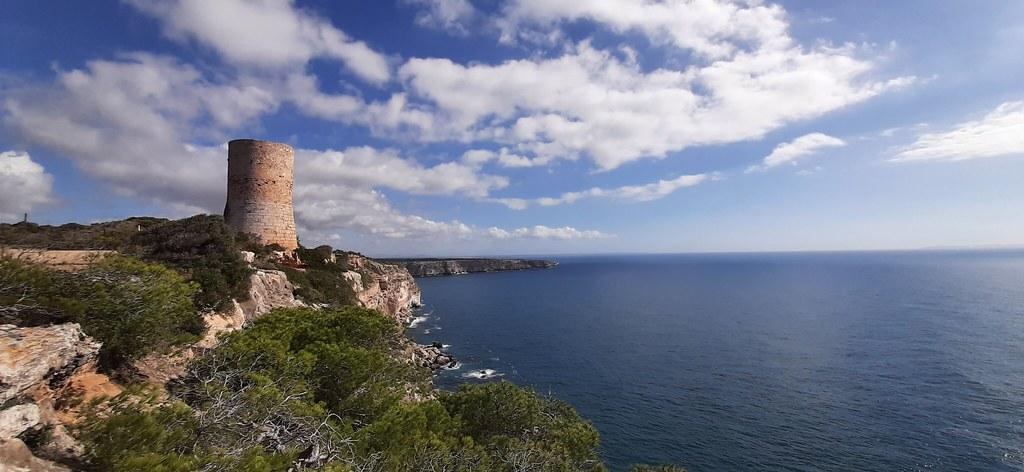 Cala Pi - Cabo Blanco, Mallorca, 13 febrero 2021