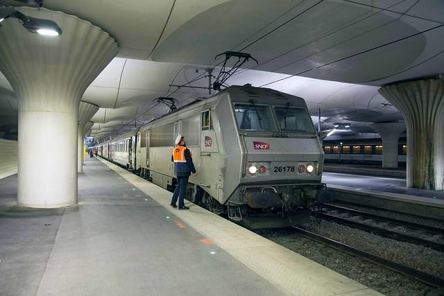 SNCF Fret 26178 Gare d'Austerlitz