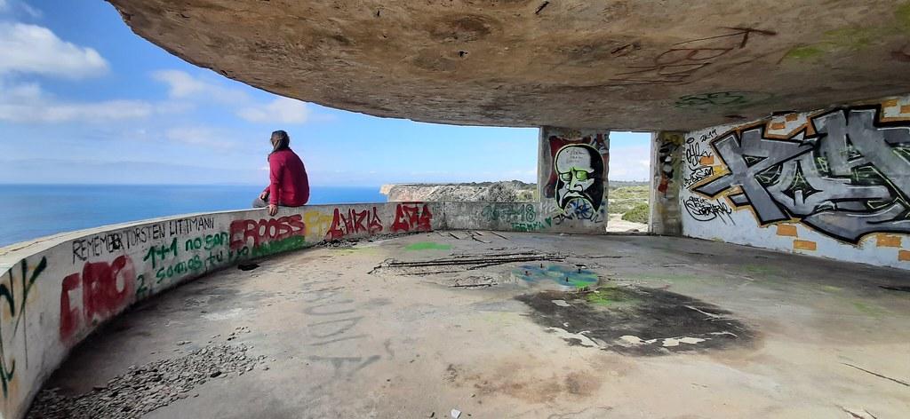Ruta Cala Pi - Cabo Blanco, Mallorca, 13 febrero 2021