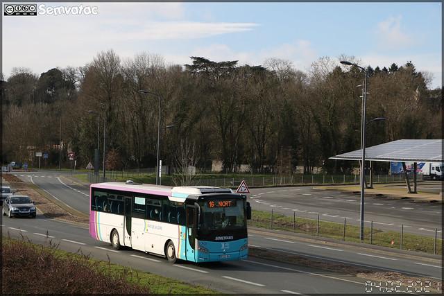 Fast Concept Car Strarter – Sovetours (Groupe Fast, Financière Atlantique de Services et de Transports) / Aléop – Pays de la Loire n°1243
