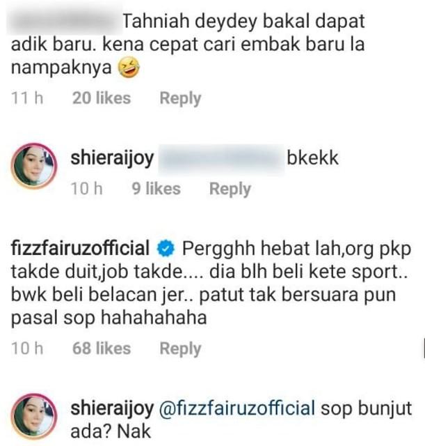 Naik Kereta Sport Pergi Beli Belacan, Sharifah Shahira Buat Ramai Terhibur