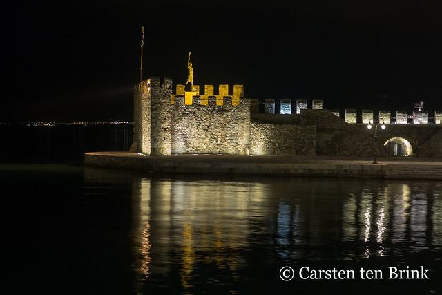 Nafpaktos ancient port