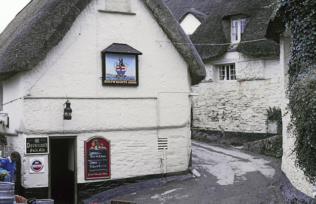 COR_0866 - The Shipwright's Arms - Helford