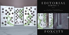 FOXCITY. Photo Booth - Editorial Series I (White)