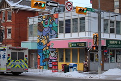 Murals in Beltline
