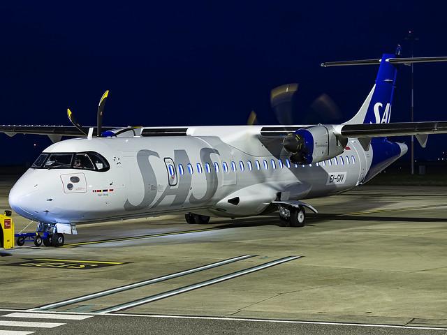 Scandinavian Airlines | ATR 72-600 | EI-GIV