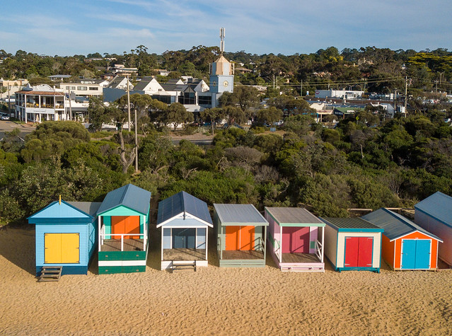 Beach Boxes/Huts