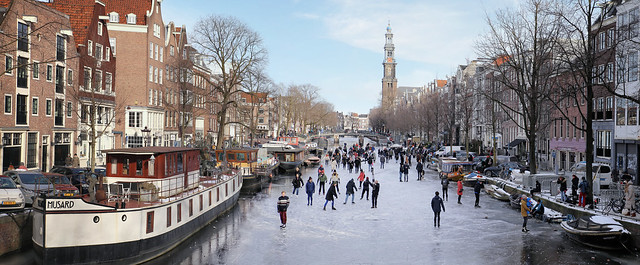 Amsterdam winter classic Anno 2021