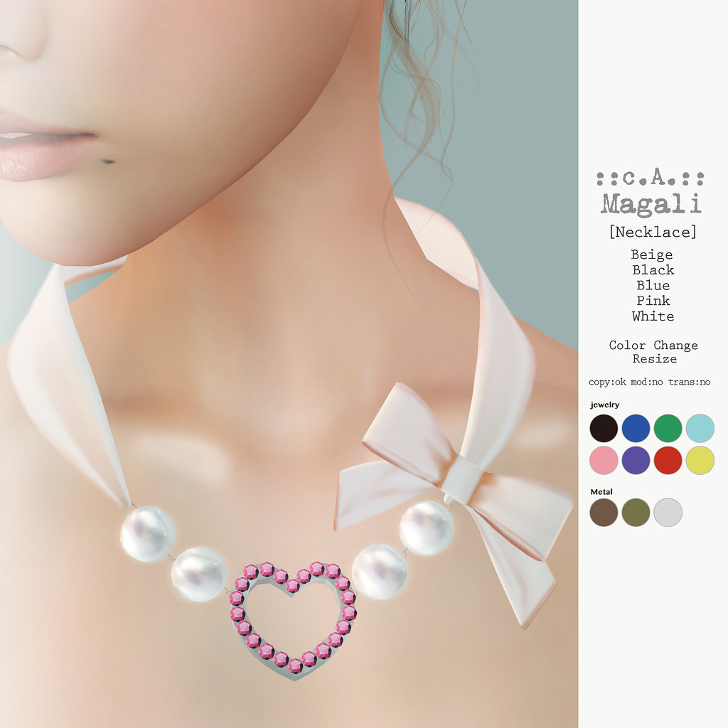 ::c.A.:: Magali [necklace]