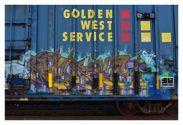 Emer on Golden West Service