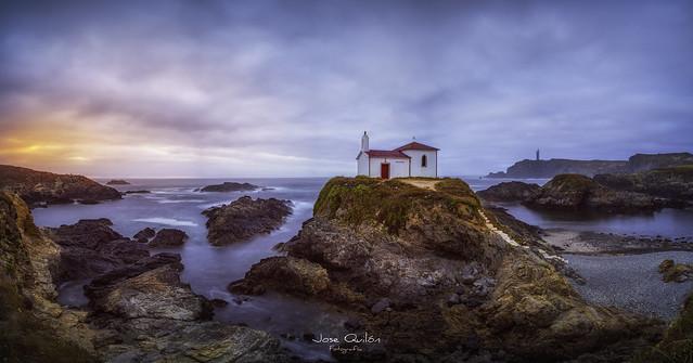 La ermita del mar  (Explore 17-2-2021)