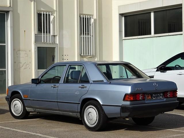 1985 Mercedes-Benz 190 E