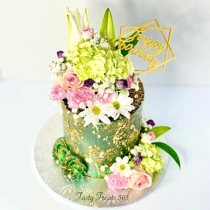 Cake by Tasty Treats 365