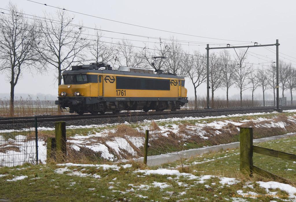 2021 | NS 1761 te Schalkwijk by Arno Verhagen