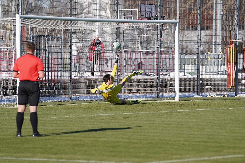 14.02.2021 | Saison 2020/21 | FC 08 Homburg | VfB Stuttgart II