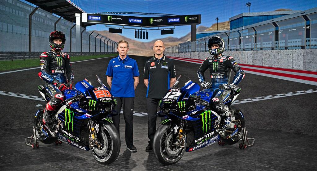 Yamaha MotoGP Launching 2021