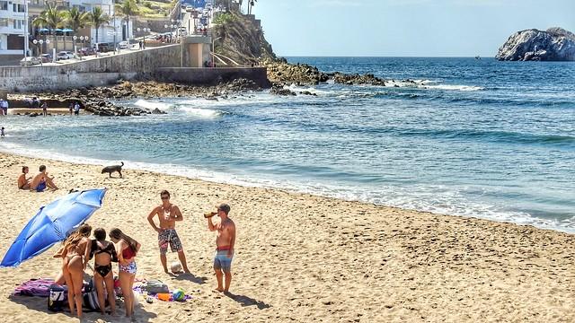 Olas Atlas, the Little Beach