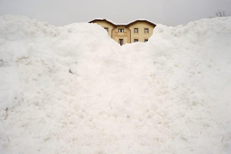 a proposito di neve