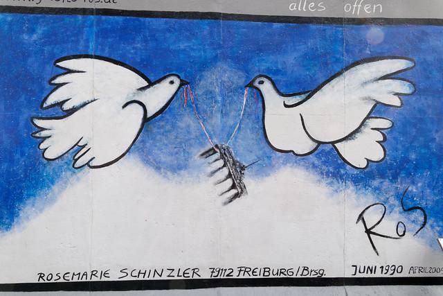East side Gallery - Berlin