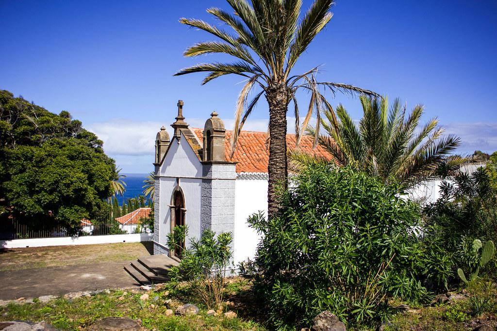 Iglesia de La Fuente que ver en Buenavista del Norte
