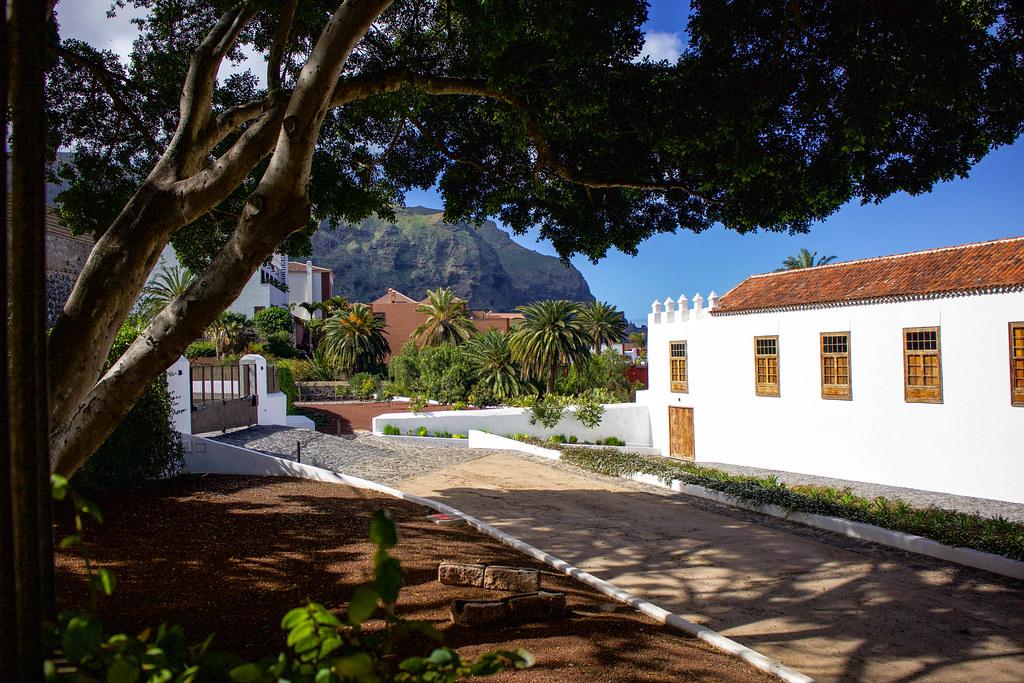 Hacienda La Fuente en Buenavista del Norte