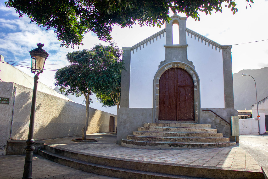 Ermita de San Sebastian en Buenavista
