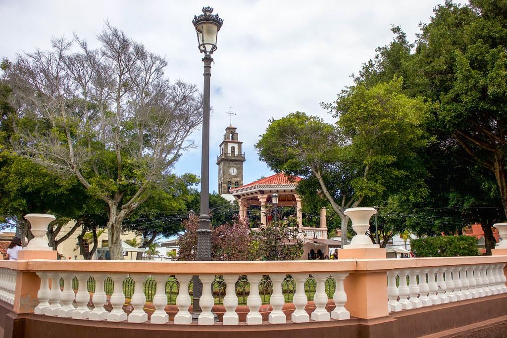 Plaza de Los Remedios en Buenavista