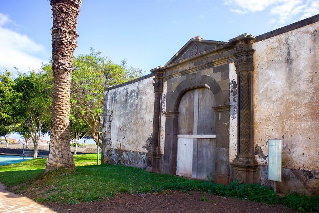 Ex-convento de San Francisco en Buenavista del Norte