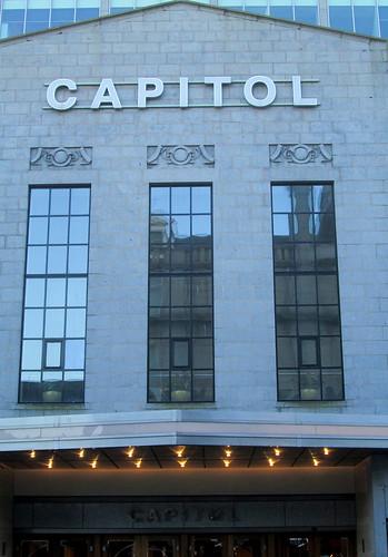 Detail Capitol Building, Aberdeen