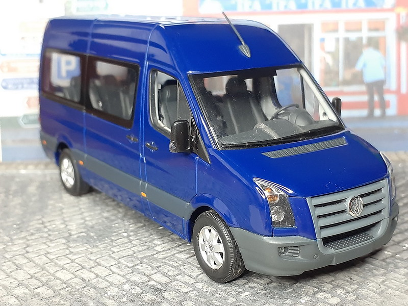 VW Crafter Bus - 2007
