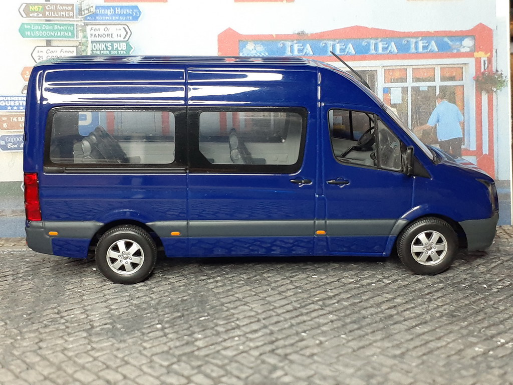 VW Crafter Bus – 2007