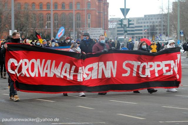 13.02.2021 Berlin-Mitte 0058 Leyla Bilge AfD gegen Corona